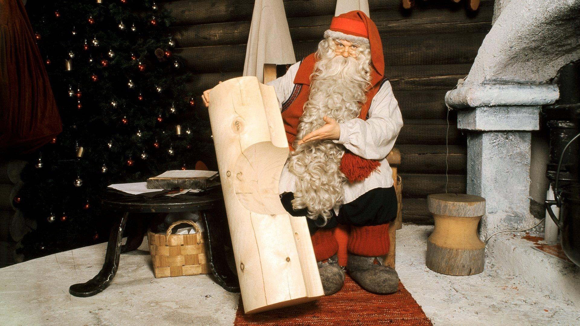 Joulupukki Napapiiri