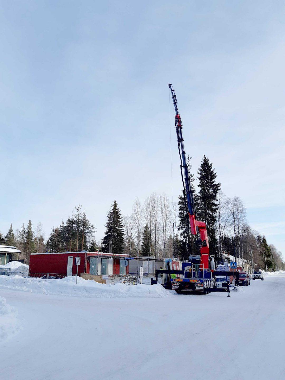 AS Oy Rovaniemen Walleniuksenväylä 2019-2021